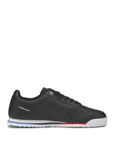 Puma Puma 30663801 Roma Siyah Erkek Lifestyle Ayakkabı Siyah